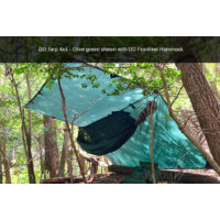 DD Tarp 4x4 - FOREST GREEN