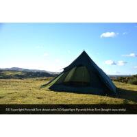 DD SuperLight - piramis sátor - Olive Green