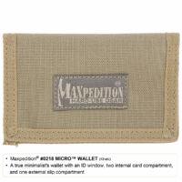 Maxpedition MICRO Pénztárca