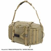 Maxpedition  DOPPELDUFFEL™   Adventure   Bag   (Khaki)