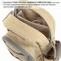 Maxpedition Tactical Handheld Computer Case - Khaki