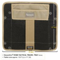 MaxpeditionTactical Travel Tray