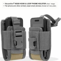 Maxpedition  Hook-&-Loop telefon tok -  Khaki-Foliage