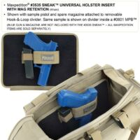 SNEAK™ Universal Holster Insert with MAG retention
