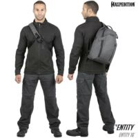 Maxpedition Entity 16 CCW-Enabled EDC Sling Pack 16L (Charcoal)