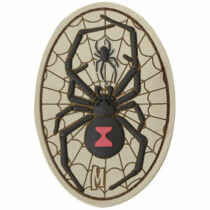 Maxpedition Black Widow Patch