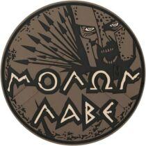 Maxpedition Molone Labe Patch (Arid)
