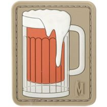 Maxpedition Beer Mug Patch -Arid