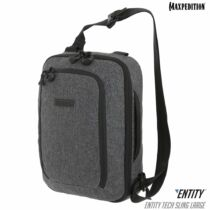 Maxpedition ENTITY Tech Sling Bag (Large) (Charcoal)