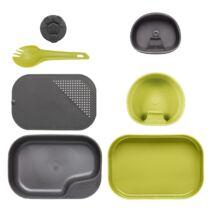 Wildo® CAMP-A-BOX DUO® Light - Lime / Dark Grey A (ID 6629)