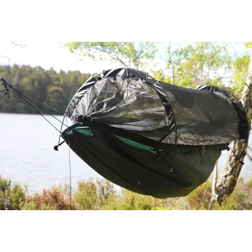 DD SuperLight Jungle Hammock - függőágy - Olive Green