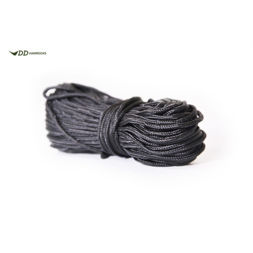 DD SuperLight kötél (16m) - fekete