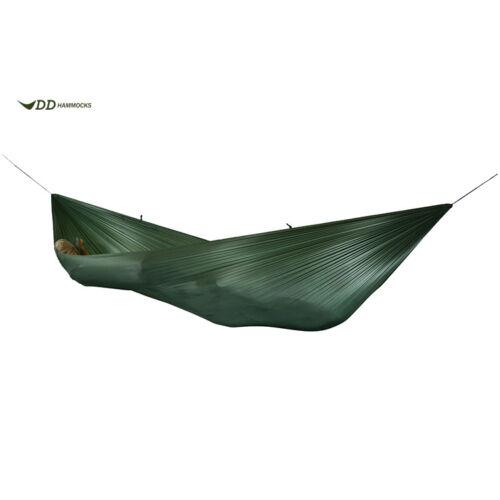 DD SuperLight Hammock - függőágy - Olive green