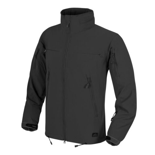 COUGAR QSA™ + HID™ Jacket® - Soft Shell Windblocker – Black