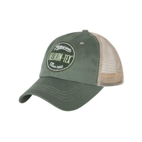 Helikon-Tex Trucker Logo Cap - Zöld
