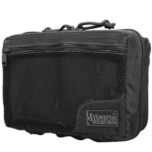 Maxpedition Individual elsősegély táska - Fekete