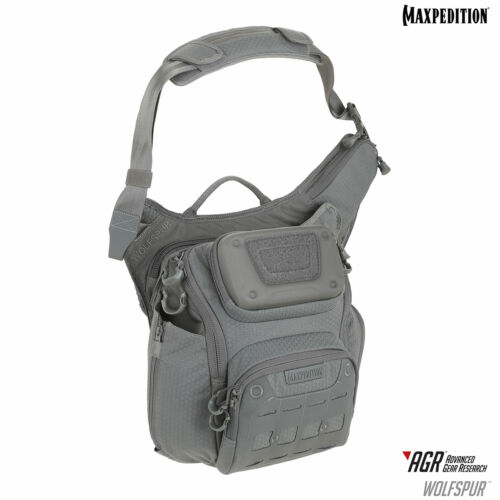 Maxpedition WOLFSPUR GRAY