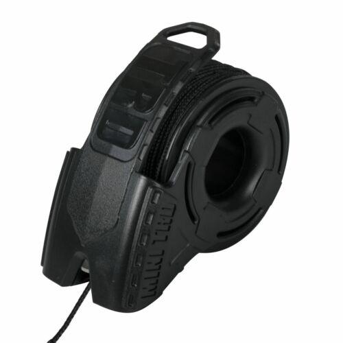 Micro Cord Dispenser Mini TRD - Black