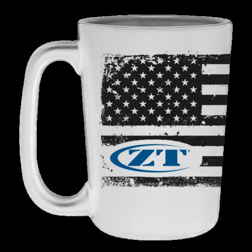 ZT Bögre - American flag