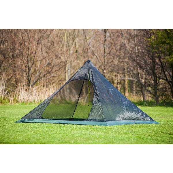 DD SuperLight - XL - Piramis hálós sátor  - XL - Olive Green