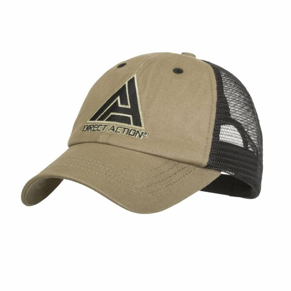 Direct Action Feed Cap - Olive Green