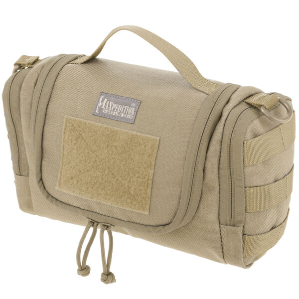 Maxpedition  AFTERMATH™ Compact Toiletries táska - Khaki