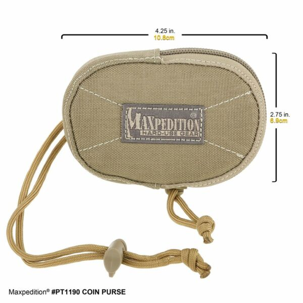Maxpedition Coin Purse (Khaki)