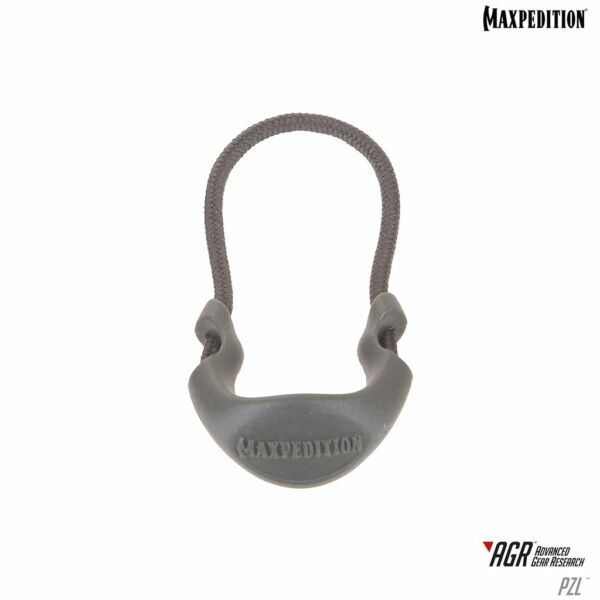 Maxpedition Large Zipper Pulls (Pack of 6) (Gray)