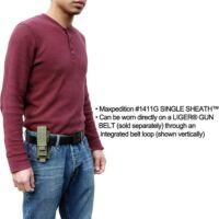 Maxpedition SINGLE SHEATH