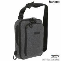 Maxpedition ENTITY Tech Sling Bag (Small) (Charcoal)