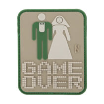 Maxpedition Game Over Patch (Arid)