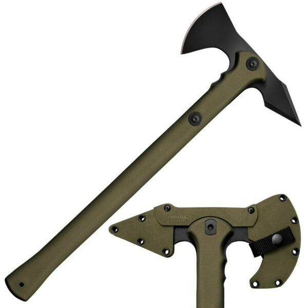 Cold Steel Trench Hawk OD Green