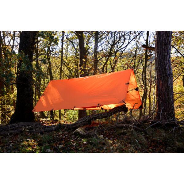DD Tarp 3x3 - Sunset Orange