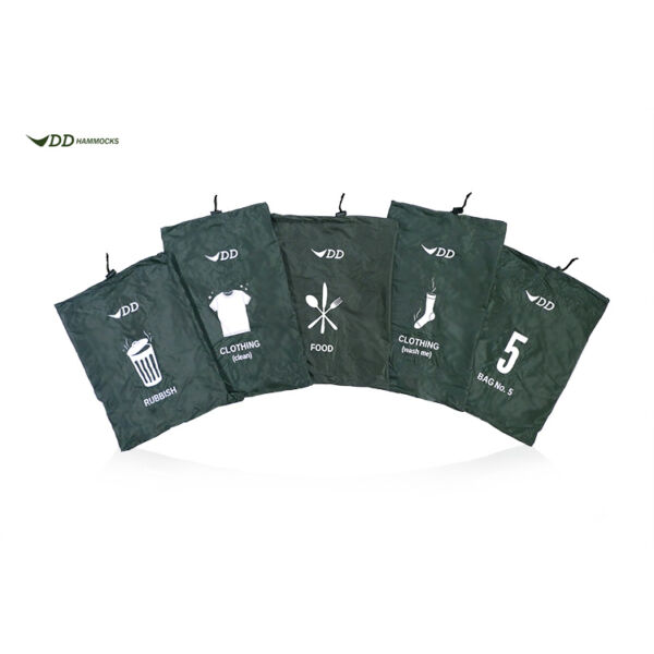 DD rendszerező táska - 5 db