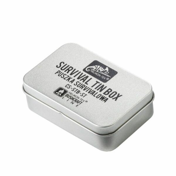Survival Tin Box