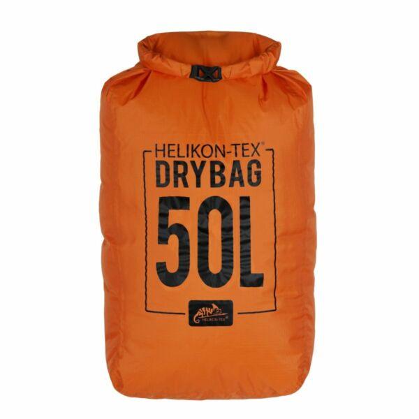 Helikon - Tex vízhatlan táska - 50 L - Narancs/Fekete