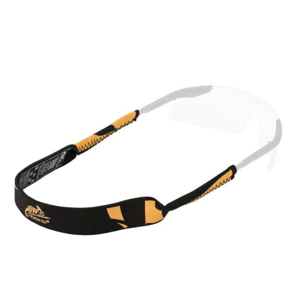 Helikon-Tex szemüvegpánt - Neoprene - Black / Orange B