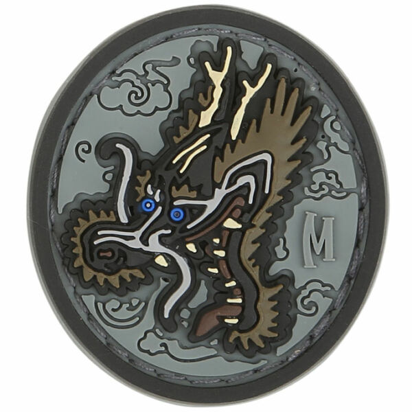 Maxpedition Dragon Head Patch ( SWAT)