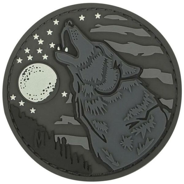 Maxpedition Wolf Patch  (Glow)